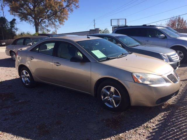 2008 Pontiac G6 for sale at Harley's Auto Sales in North Augusta SC