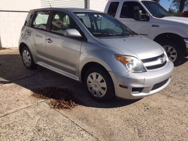 2006 SCION XA BASE 4DR HATCHBACK WMANUAL titanium 2006 scion xa 5 spd extra clean runs great gas