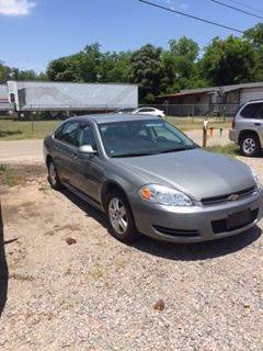 2009 CHEVROLET IMPALA LS 4DR SEDAN silver 2009 chevrolat impala ls loaded with only 83k miles cle