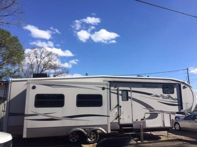 2011 MONTANA HIGH COUNTRY 313RE pewter 2011 keystone montana high country 313re loaded super nice