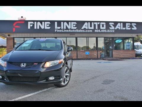 2012 Honda Civic for sale in Decatur GA