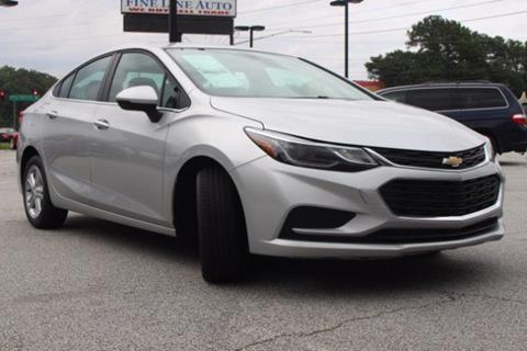2017 Chevrolet Cruze for sale in Decatur, GA