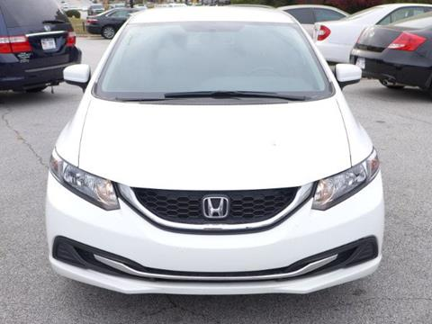 2015 Honda Civic for sale in Decatur GA