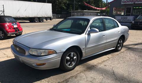 2001 Buick LeSabre for sale at Wicked Motorsports in Muskegon MI