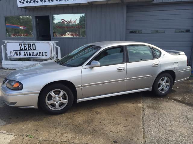 Superb 2005 Chevrolet Impala For Sale At Wicked Motorsports In Muskegon MI