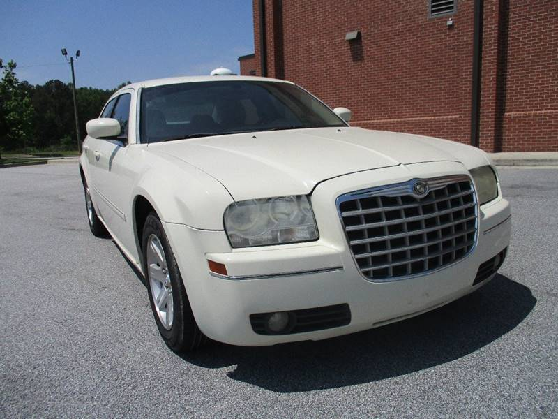 2006 chrysler 300 awd touring 4dr sedan in douglasville ga certified motors. Cars Review. Best American Auto & Cars Review
