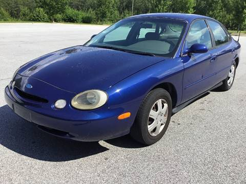 1996 Ford Taurus for sale in Douglasville, GA