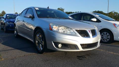 2009 Pontiac G6 for sale in Lithia Springs, GA
