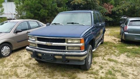 1995 Chevrolet Suburban for sale in Lithia Springs, GA
