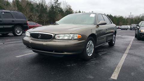 2003 Buick Century for sale at Certified Motors LLC in Mableton GA
