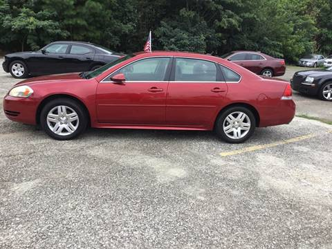 2013 Chevrolet Impala for sale in Mableton, GA