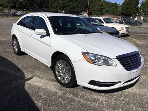 2015 Chrysler 200 for sale in Mableton, GA