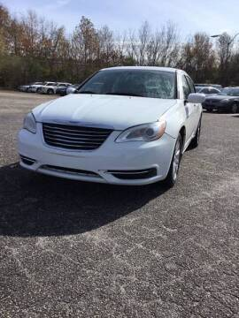 2012 Chrysler 200 for sale in Mableton, GA