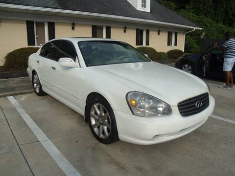 2002 Infiniti Q45 for sale in Lithia Springs, GA
