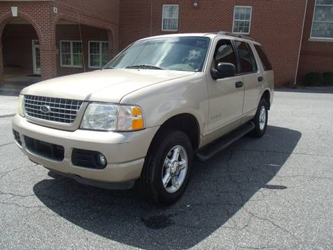 2004 Ford Explorer for sale in Lithia Springs, GA