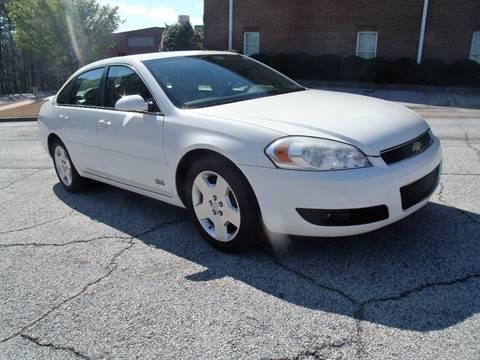 2008 Chevrolet Impala for sale in Douglasville, GA
