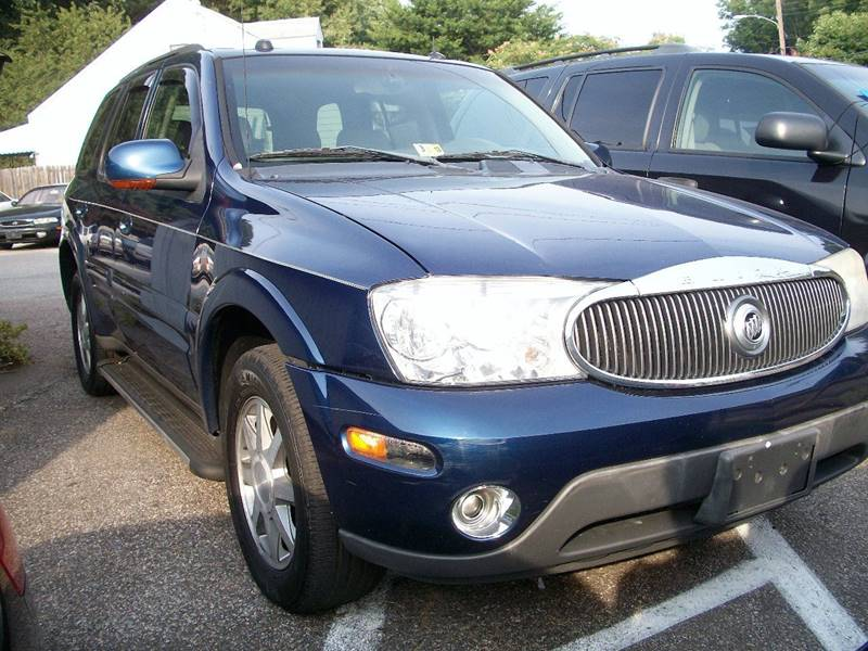 2004 Buick Rainier AWD CXL 4dr SUV - Richmond VA