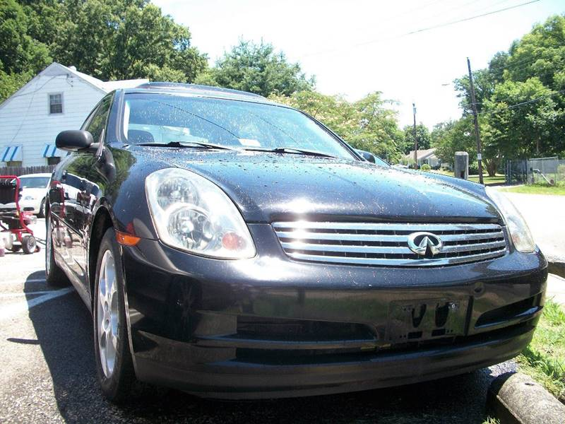 2004 Infiniti G35 AWD 4dr Sedan w/Leather - Richmond VA