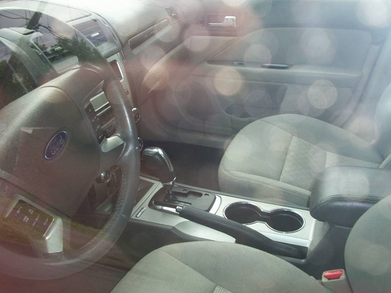2010 Ford Fusion AWD SEL 4dr Sedan - Richmond VA