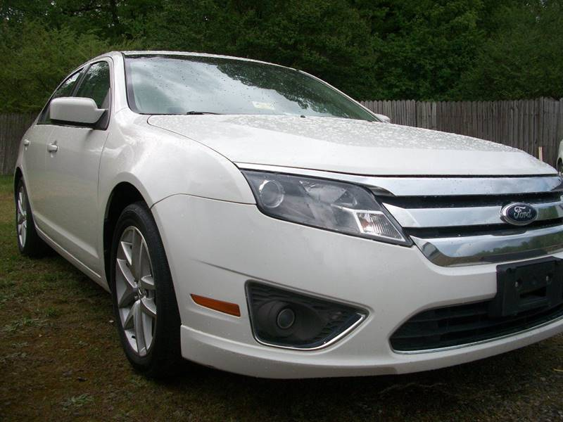 2010 Ford Fusion SEL 4dr Sedan - Richmond VA