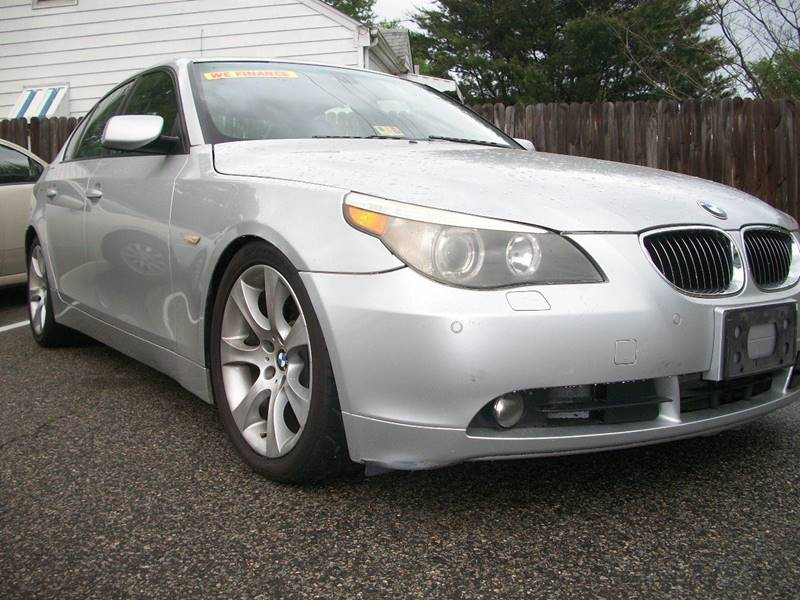 2004 BMW 5 Series 545i 4dr Sedan - Richmond VA