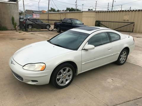 2001 Chrysler Sebring for sale in Bixby, OK