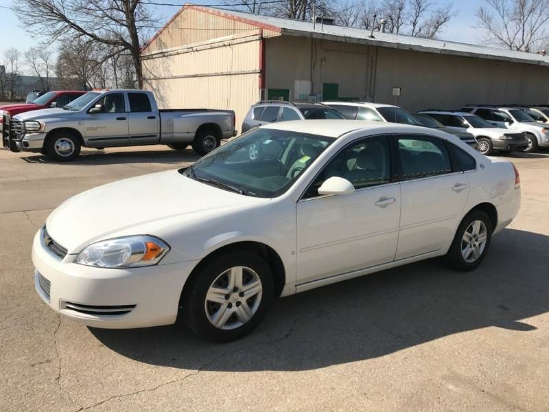 2008 Chevrolet Impala For Sale At Bixby Auto Exchange In Bixby OK