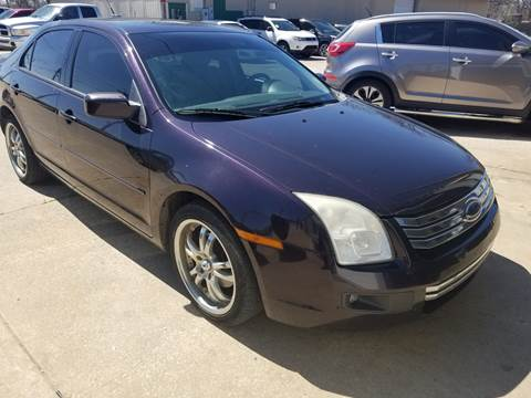 2007 Ford Fusion for sale in Bixby, OK