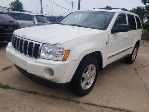 2005 Jeep Grand Cherokee for sale in Bixby, OK