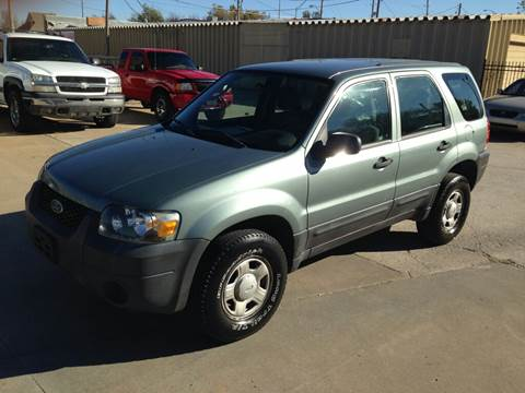 2007 Ford Escape for sale in Bixby, OK