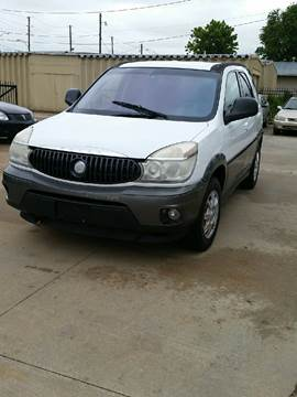 2004 Buick Rendezvous for sale in Bixby, OK