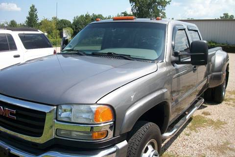 2006 GMC Sierra 3500 for sale in Savannah TN
