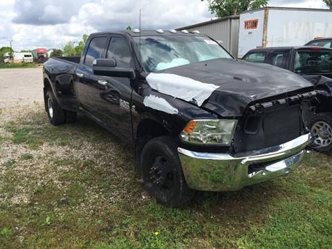 2014 RAM Ram Pickup 3500 for sale in Savannah TN