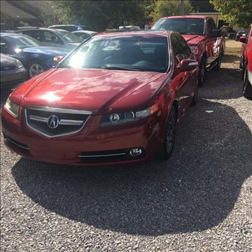 2007 Acura TL for sale in Jasper, AL