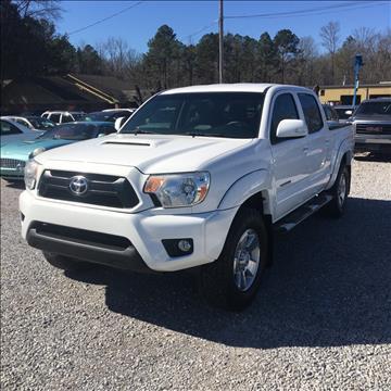 2012 Toyota Tacoma for sale in Jasper, AL