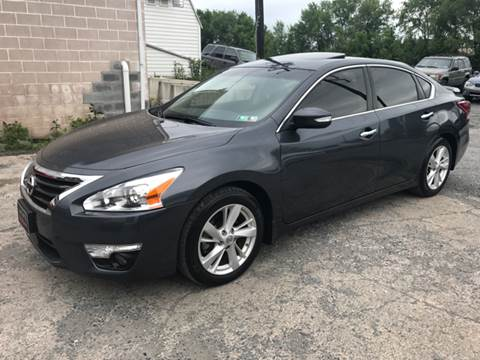 2013 Nissan Altima for sale in Steelton, PA