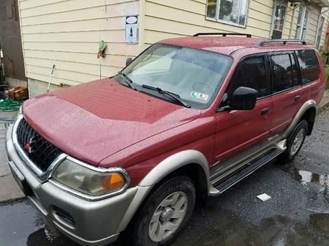 2001 Mitsubishi Montero Sport for sale in Steelton, PA