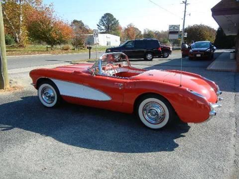 1957 Chevrolet Corvette for sale in Lancaster VA