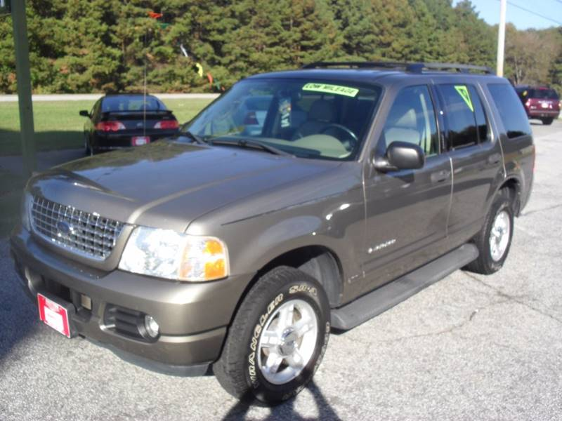 2004 Ford Explorer for sale at Britton Automotive Group in Loganville GA