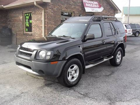 2004 Nissan Xterra for sale at Britton Automotive Group in Loganville GA