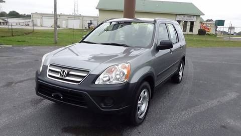 2006 Honda CR-V for sale at Britton Automotive Group in Loganville GA