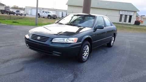 1999 Toyota Camry for sale at Britton Automotive Group in Loganville GA