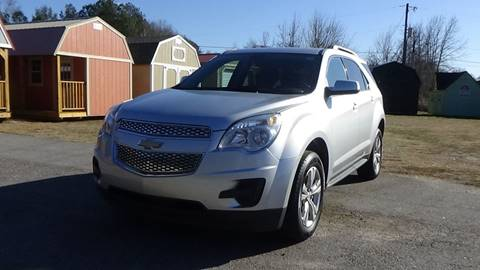 2010 Chevrolet Equinox for sale at Britton Automotive Group in Loganville GA