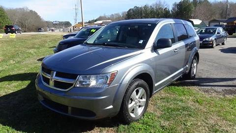 2009 Dodge Journey for sale at Britton Automotive Group in Loganville GA