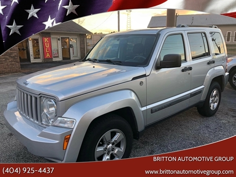 2010 Jeep Liberty for sale in Loganville, GA