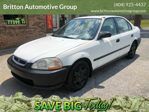 1996 Honda Civic for sale in Loganville, GA