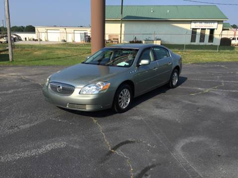 2007 Buick Lucerne for sale at Britton Automotive Group in Loganville GA