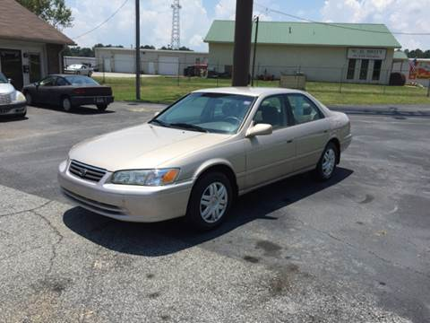 2000 Toyota Camry for sale at Britton Automotive Group in Loganville GA