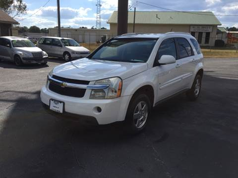 2009 Chevrolet Equinox for sale at Britton Automotive Group in Loganville GA
