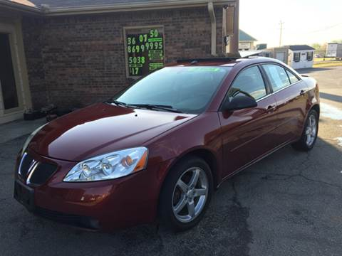 2008 Pontiac G6 for sale at Britton Automotive Group in Loganville GA